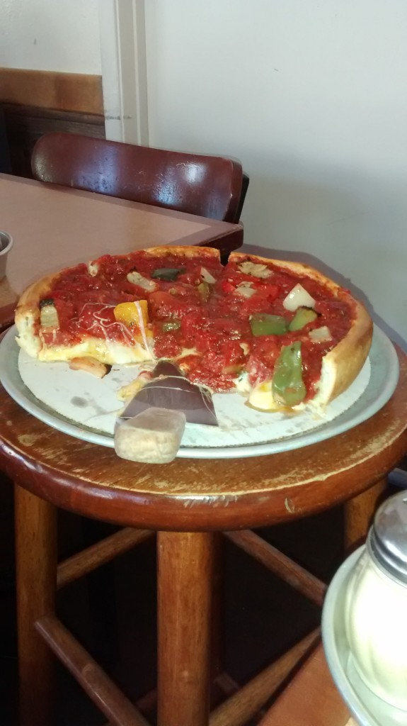 Zacharys deep dish goodness